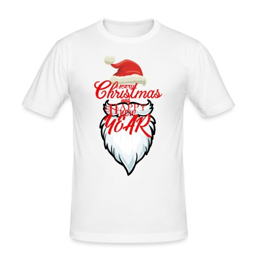 Merry Christmas Products - Camiseta ajustada hombre