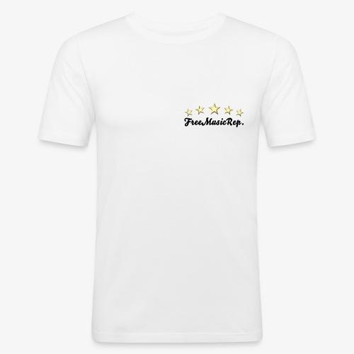 logo Black png - Men's Slim Fit T-Shirt