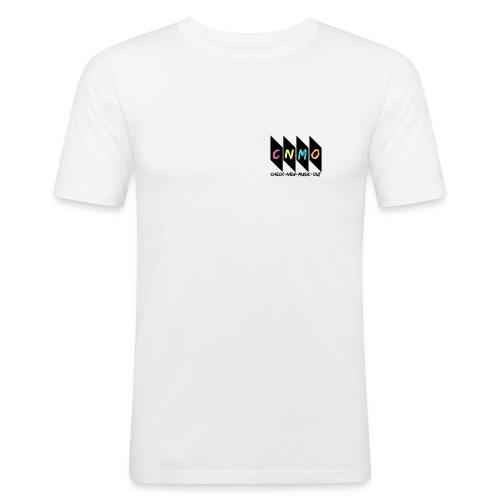 newcnmologonobackground - Men's Slim Fit T-Shirt