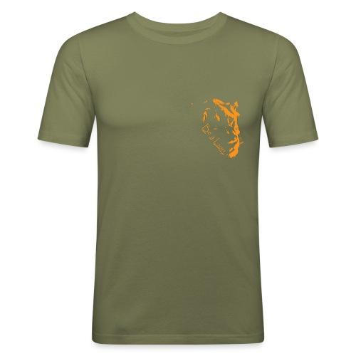 Leon - Camiseta ajustada hombre