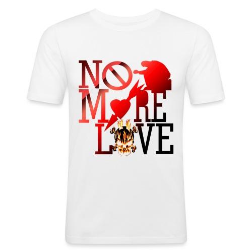 get no love - Men's Slim Fit T-Shirt