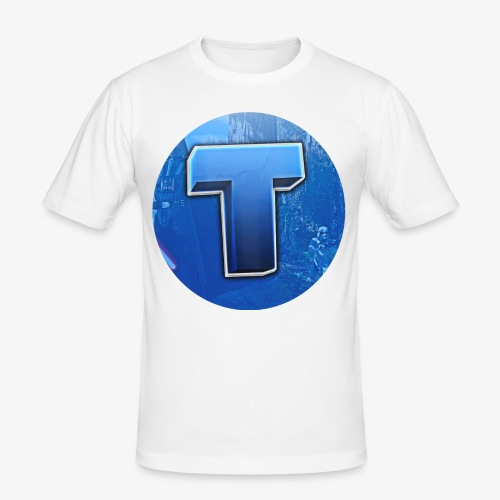 Camisetas & Accesorios del Canal!!! - Camiseta ajustada hombre
