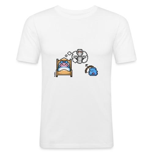 Dream Guardian - Männer Slim Fit T-Shirt