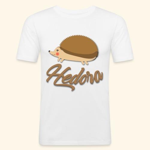 Logo Hedora - T-shirt près du corps Homme