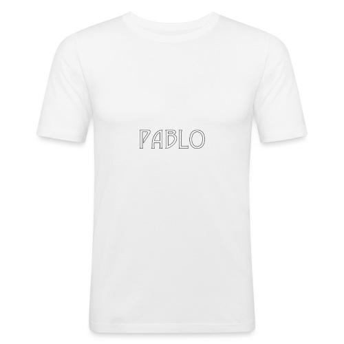 pablo - Herre Slim Fit T-Shirt
