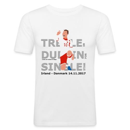 Treble in Dublin for Single Star - Herre Slim Fit T-Shirt