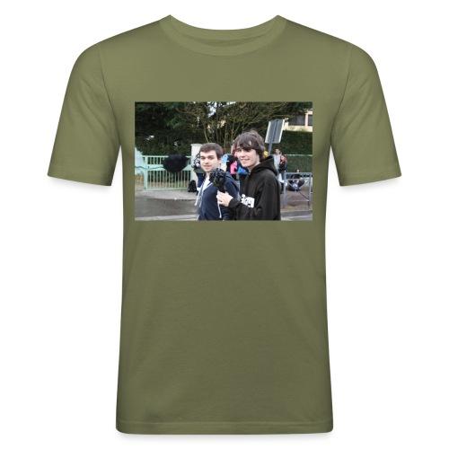 lévré - Men's Slim Fit T-Shirt
