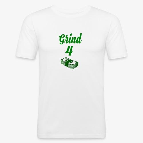 Grind4Money - Men's Slim Fit T-Shirt
