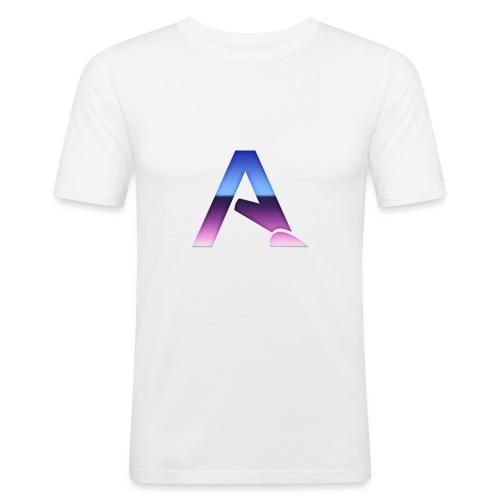 logga 3 - Slim Fit T-shirt herr