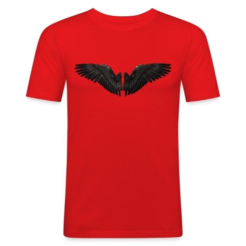 Borderline - T-shirt près du corps Homme