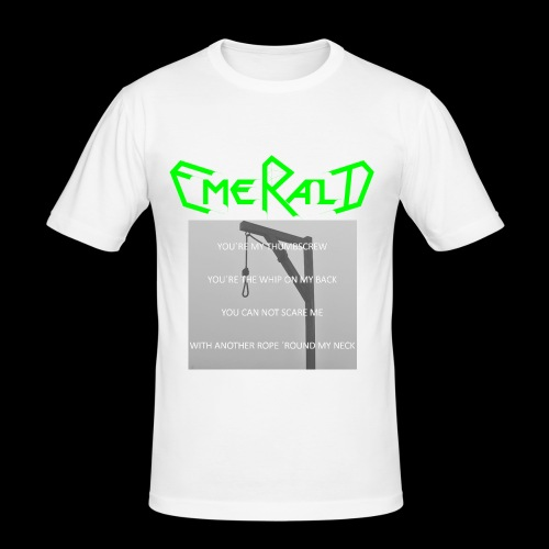 Emerald - Männer Slim Fit T-Shirt