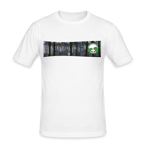 HANTSAR Forest - Men's Slim Fit T-Shirt