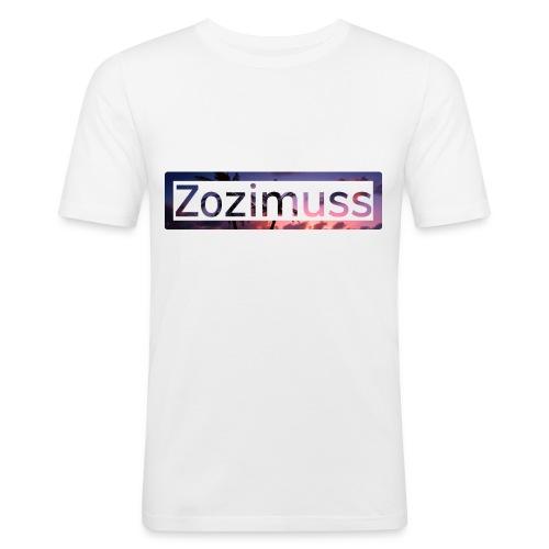 Zozimuss sunset. - Men's Slim Fit T-Shirt