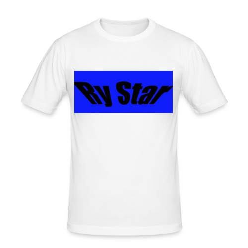 Ry Star clothing - Men's Slim Fit T-Shirt