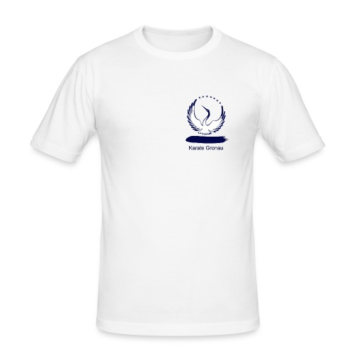 Karate Gronau - Männer Slim Fit T-Shirt