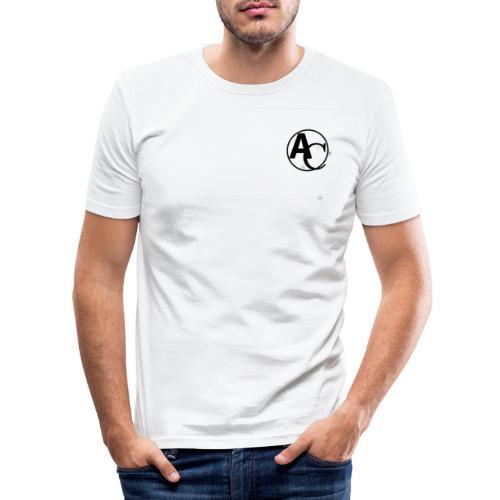 acronyme2 - T-shirt près du corps Homme