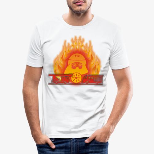 Feuerwehr - Männer Slim Fit T-Shirt