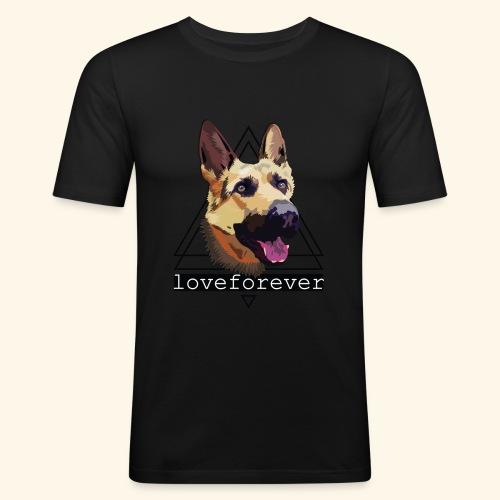 SHEPHERD LOVE FOREVER - Camiseta ajustada hombre