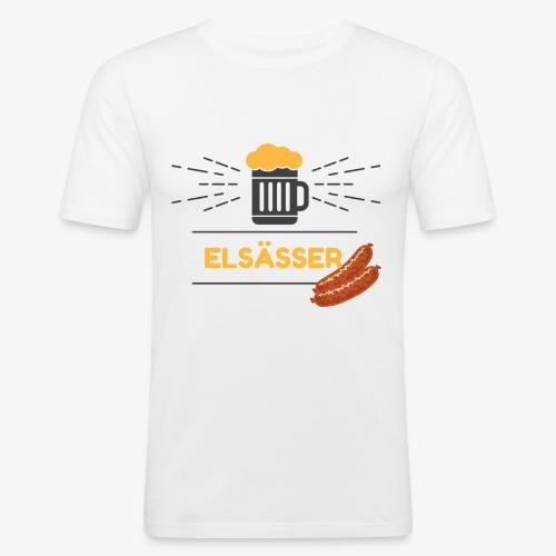 ELSÄSSER - T-shirt près du corps Homme