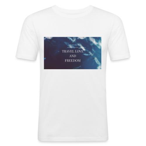 LIFESTYLE - T-shirt près du corps Homme