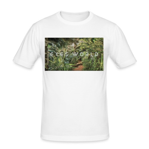 jungle - T-shirt près du corps Homme