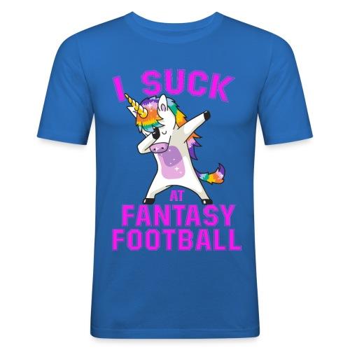 FANTASY - Slim Fit T-shirt herr
