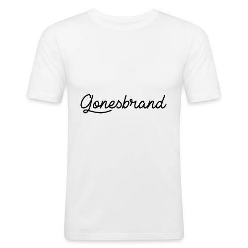 GonesBrand - T-shirt près du corps Homme