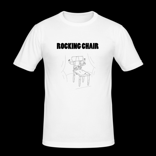 Rocking Chair - Men's Slim Fit T-Shirt