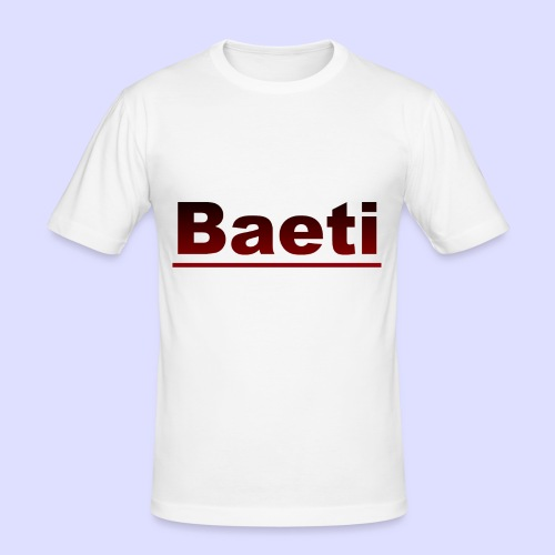 Baeti - slim fit T-shirt