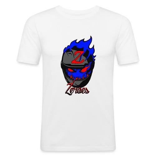 Zlogo - Maglietta aderente da uomo