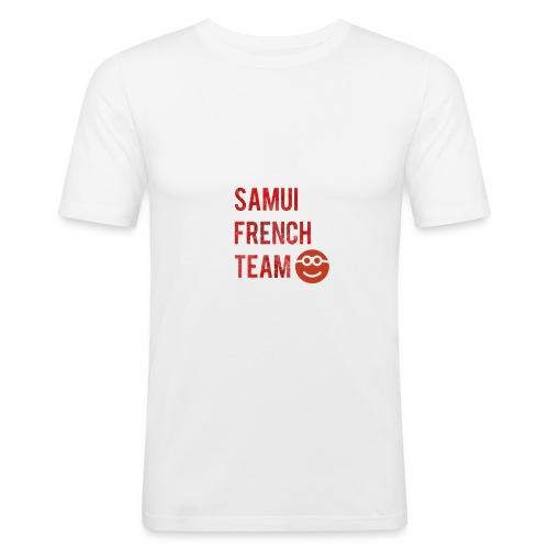 Logopit 1522626789347 - T-shirt près du corps Homme