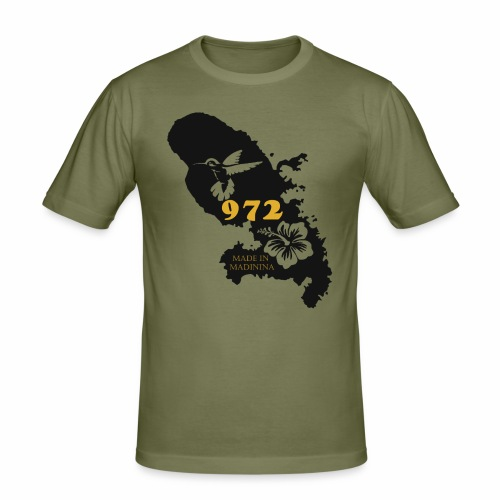 972 MADININA - T-shirt près du corps Homme