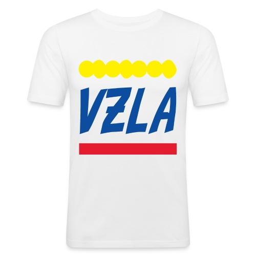 vzla 01 - Camiseta ajustada hombre