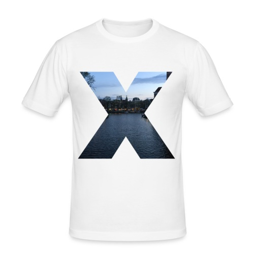 Amstedam Xt - Men's Slim Fit T-Shirt