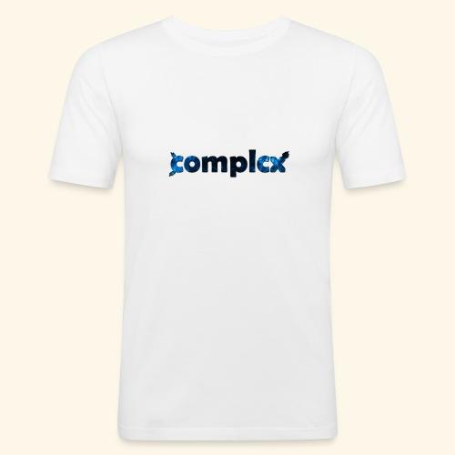 Complcx - Men's Slim Fit T-Shirt