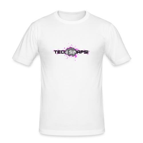 Tech Sinapsi SPLASH - Maglietta aderente da uomo
