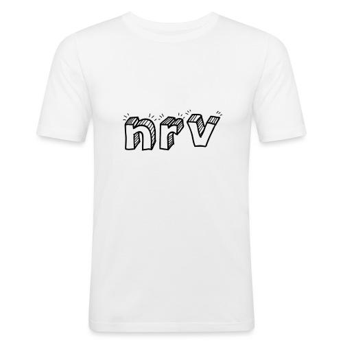 NRV - T-shirt près du corps Homme