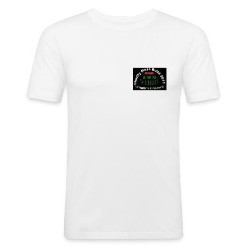 massbuild - Men's Slim Fit T-Shirt