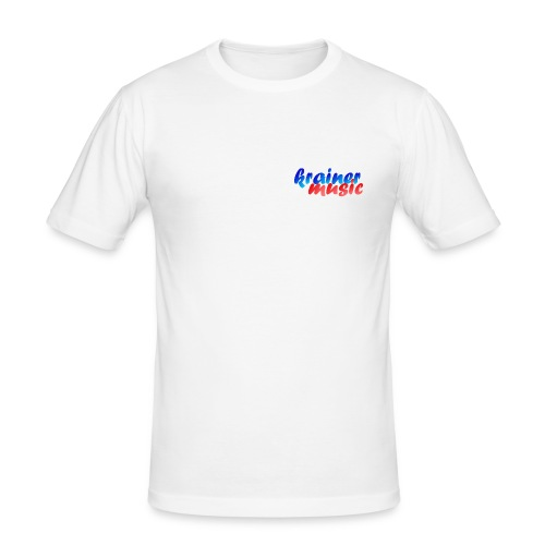 krmu10 - Männer Slim Fit T-Shirt
