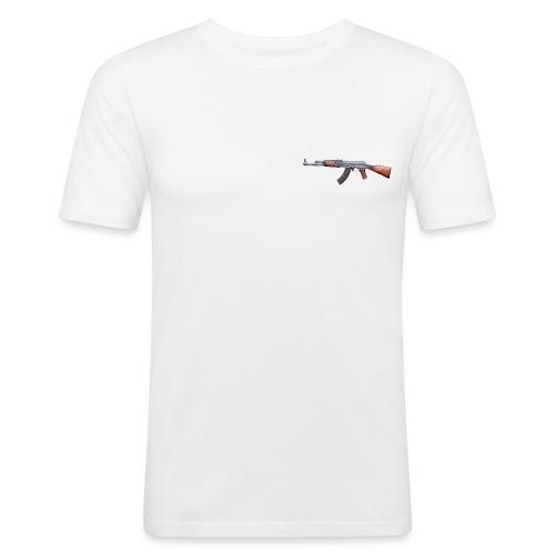 AK-47 - Slim Fit T-shirt herr