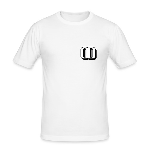 ORIGINAL DADDY LOGO - Men's Slim Fit T-Shirt