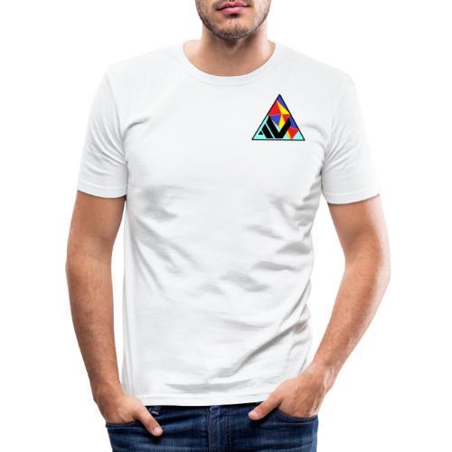 NXAY X Vycord - Männer Slim Fit T-Shirt