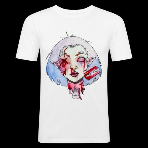 Violence - T-shirt près du corps Homme
