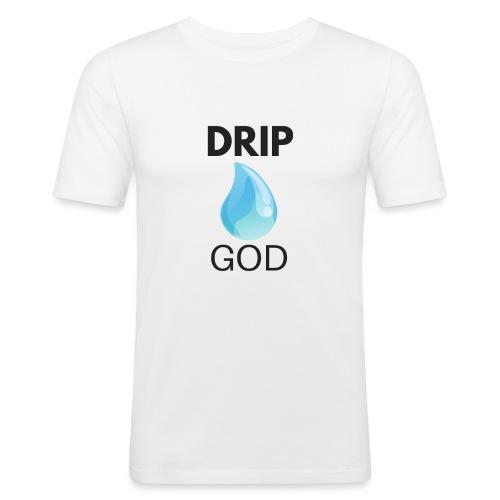DRIP GOD - T-shirt près du corps Homme