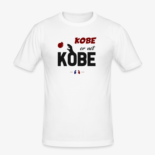 Kobe or not Kobe - T-shirt près du corps Homme