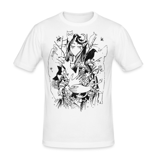 the innocent - Männer Slim Fit T-Shirt