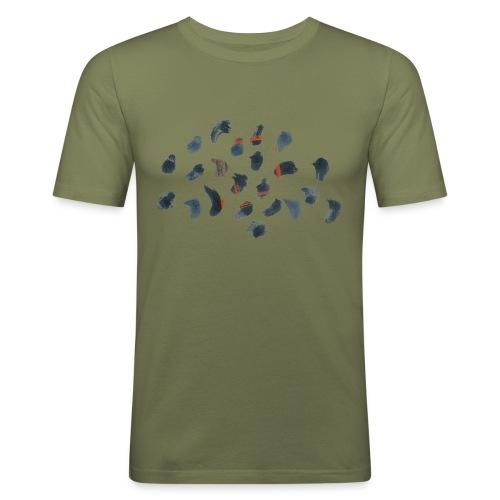 Hc Kurtz - Vanishing. - T-shirt près du corps Homme