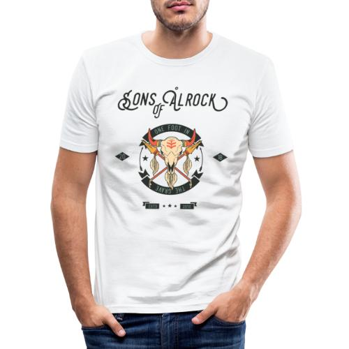 Sons Of Alrock 2018 - Men's Slim Fit T-Shirt