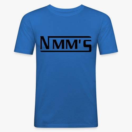 logo black - Camiseta ajustada hombre
