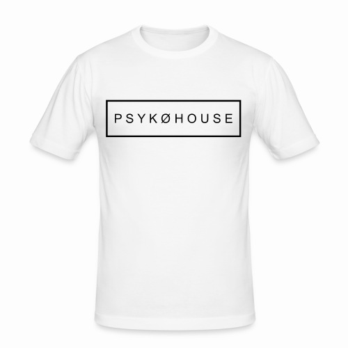 PSYKO HOUSE - Men's Slim Fit T-Shirt